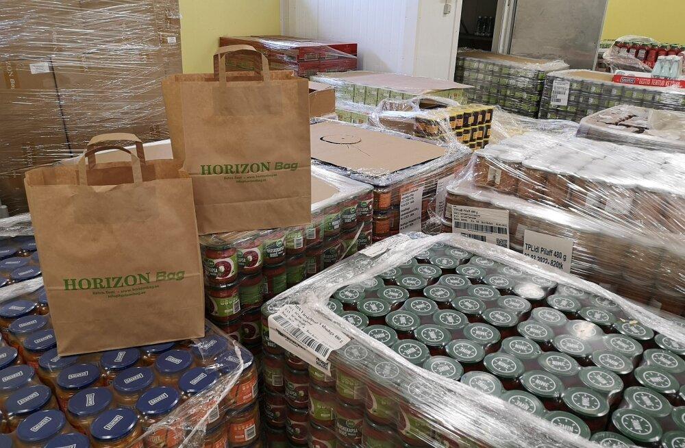 Продуктовый банк получил через проект Headusering продуктов для 30 000 наборов