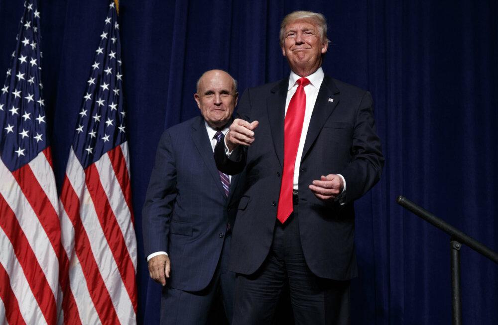 USA endised luurajad: Trump ja tema advokaat Giuliani on Vene luure suhtes groteskselt haavatavad ja ärakasutatavad