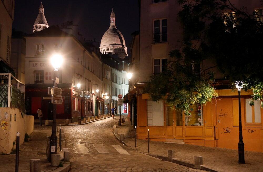 Prantsusmaa laiendab koroonaviiruse tõttu öist liikumiskeeldu 38 departemangule, ka mujal Euroopas on seis kole