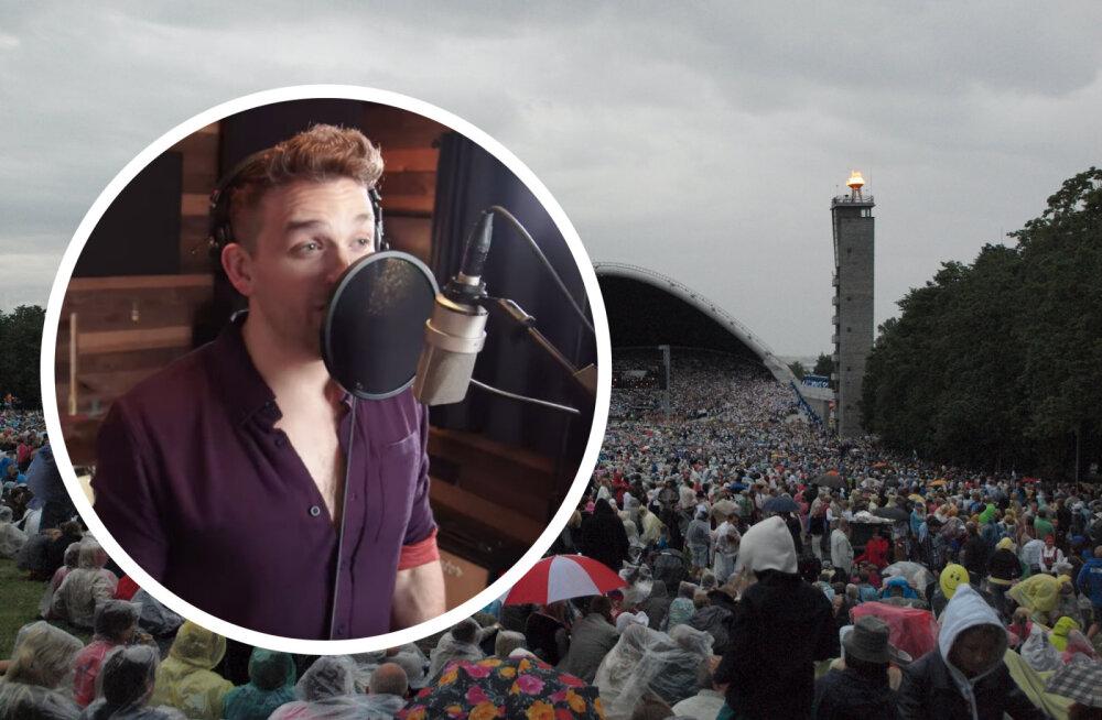 VIDEO   Kas nii kõlbab? Ameerikas lavastuva laulva revolutsiooni muusikali esimene lugu on europopilik tümakas