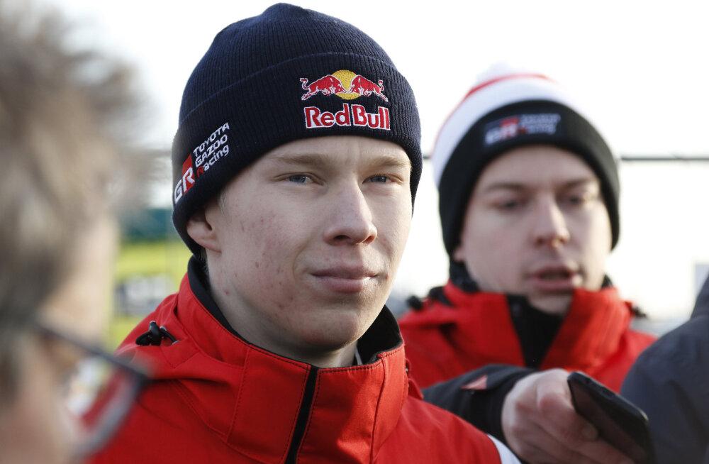 Rootsi ralli liider kiitis noort tiimikaaslast: soovin, et oleksin ka oma teisel etapil nii hea olnud