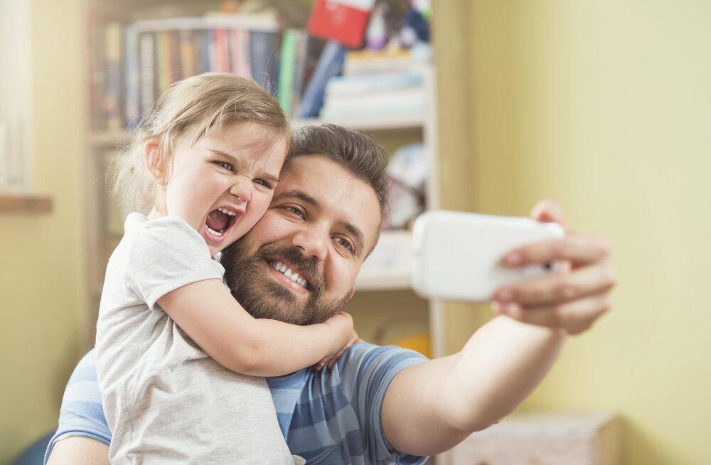 a3d3890428d Pildid, mida sa ei tohi oma lapsest mitte kunagi sotsiaalmeediasse  postitada Foto: Shutterstock