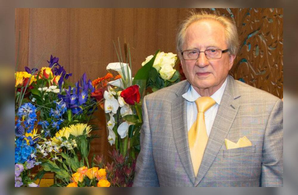 PALJU ÕNNE, ADIK LEVIN! Pediaatria revolutsionäär ja armastatud seeniorarst tähistas 75 juubelit!