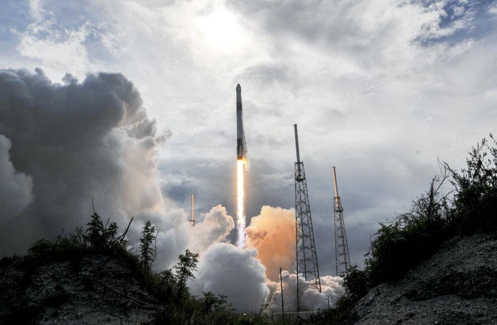 Tesla asutaja kosmosefirma väärtuseks hinnati juba 25 miljardit dollarit