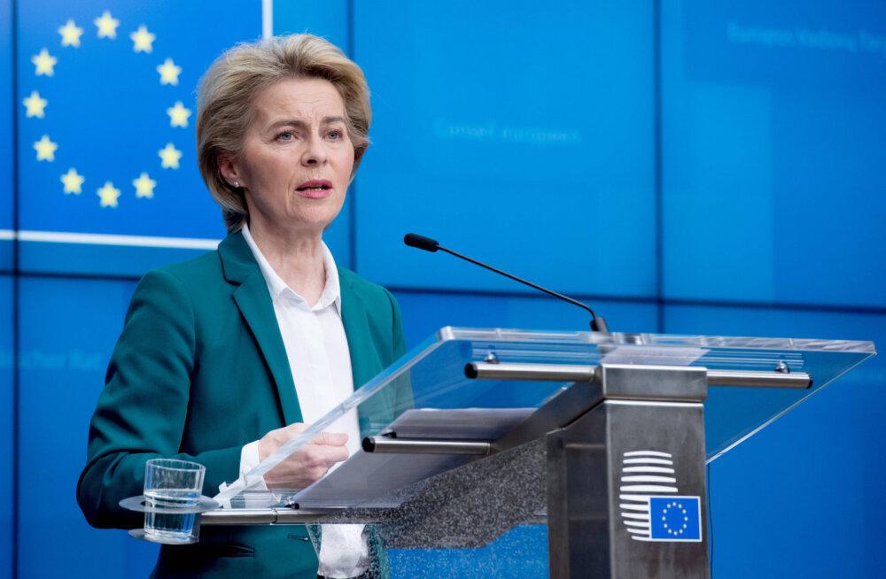 Euroopa Komisjon plaanib reisikeeldu Schengeni ala sees