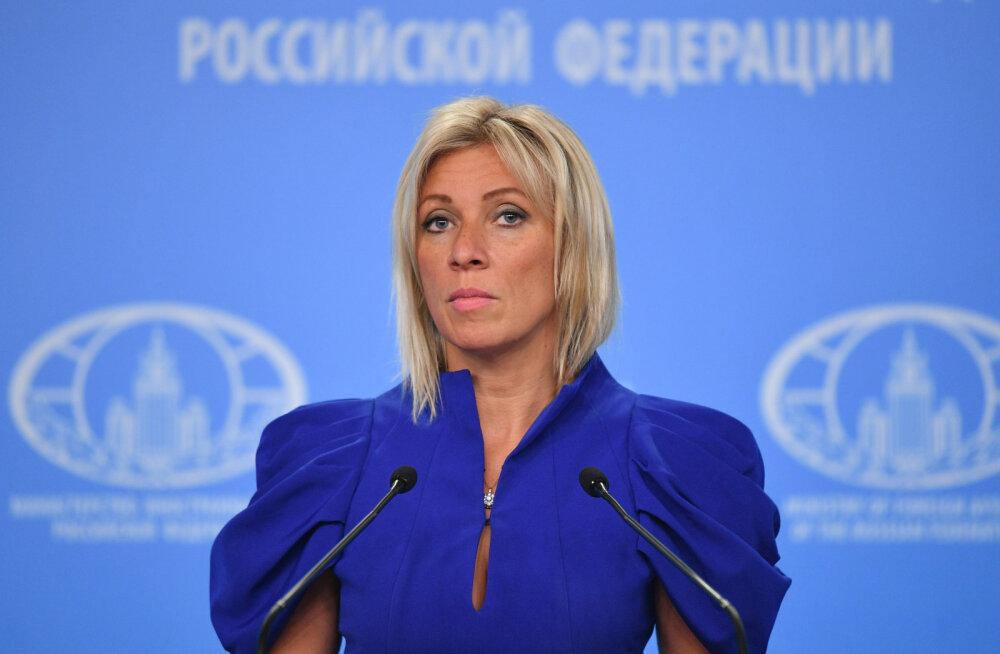 Vene välisministeerium: Balti riikide protest saluudi vastu peegeldab absurdset ja pühadust teotavat liini