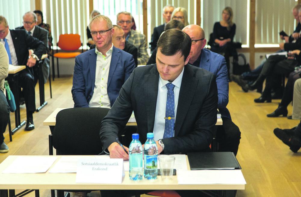 MEIE MAA | Madis Kallas sai ettepaneku riigikokku kandideerida