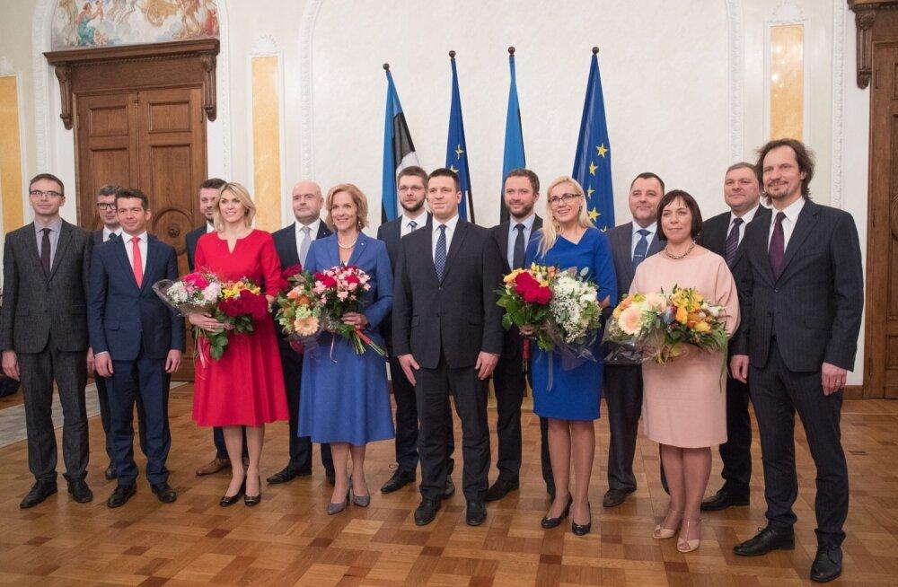 Valitsuse kukkumine loetud kuud enne valimisi poleks Eestis esmakordne