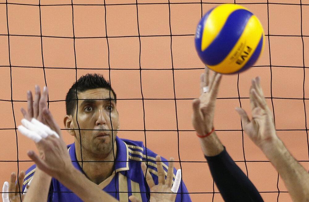 Egiptuse võrkpallur Mohamed Seif Elnasr