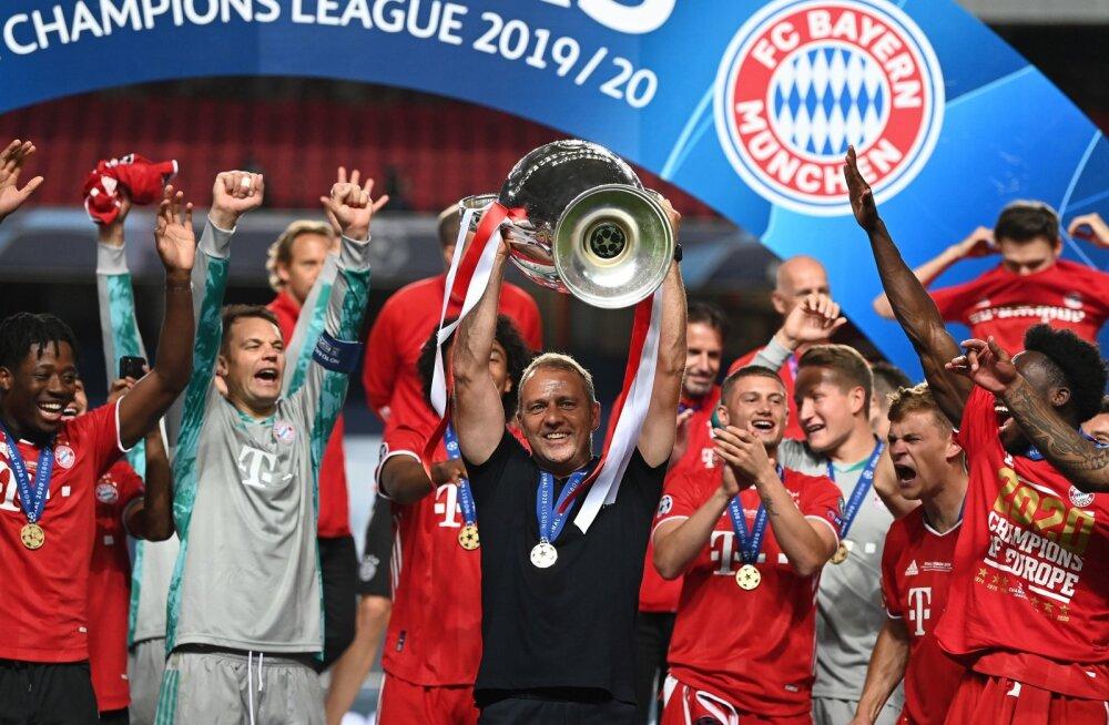 Pärast seitsmeaastast vaheaega krooniti Meistrite liiga võitjaks Müncheni Bayern. Edu arhitekt on 55-aastane peatreener Hans-Dieter Flick.