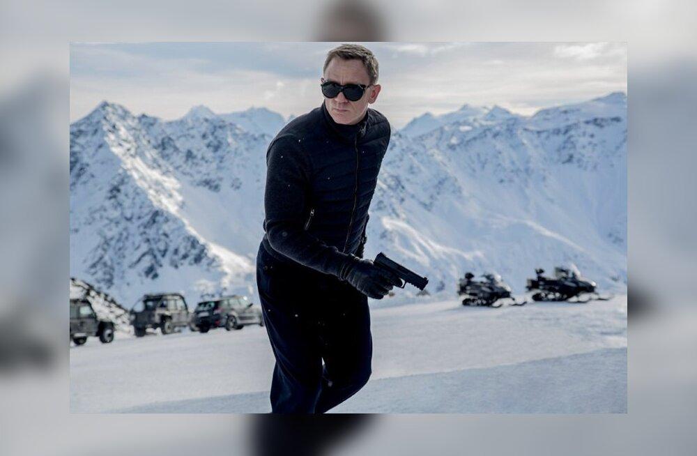 Briti spioonid on hädas: Daniel Craig kaalub James Bondi rollist loobumist