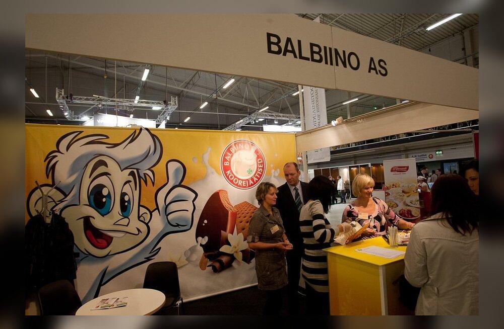 Lõppenud jäätisehooajal võitis enim turgu Balbiino
