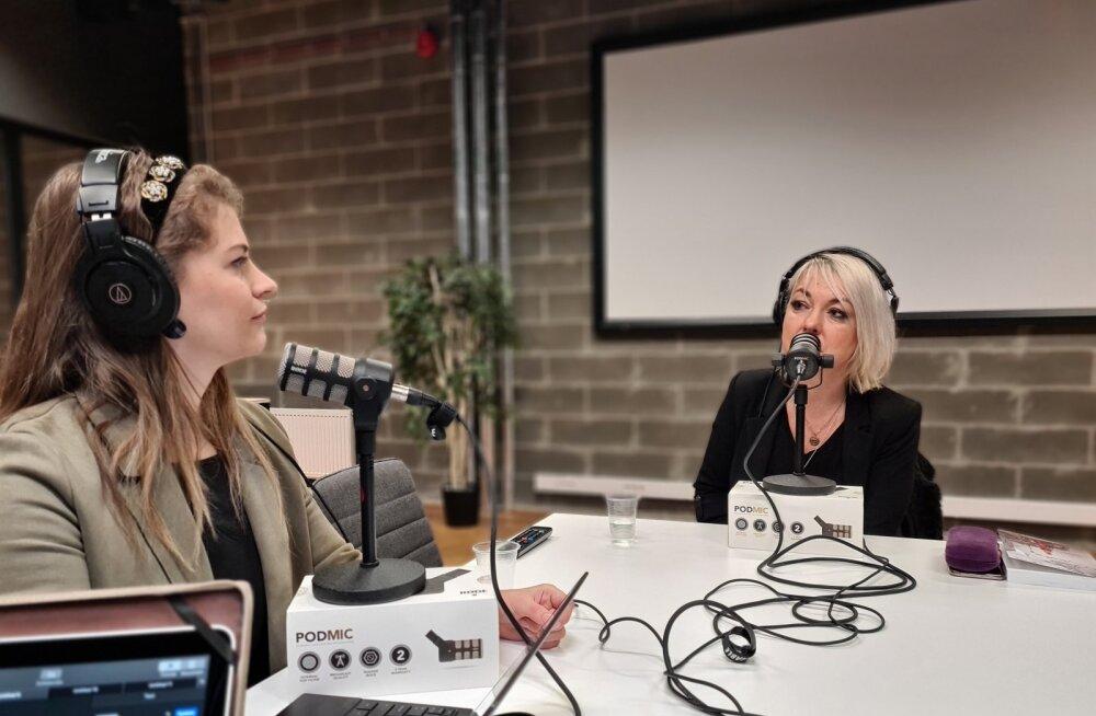 KUULA | Telenägu Kirsti Valdstein-Timmer räägib lähemalt oma saatusest ja elu loomisest
