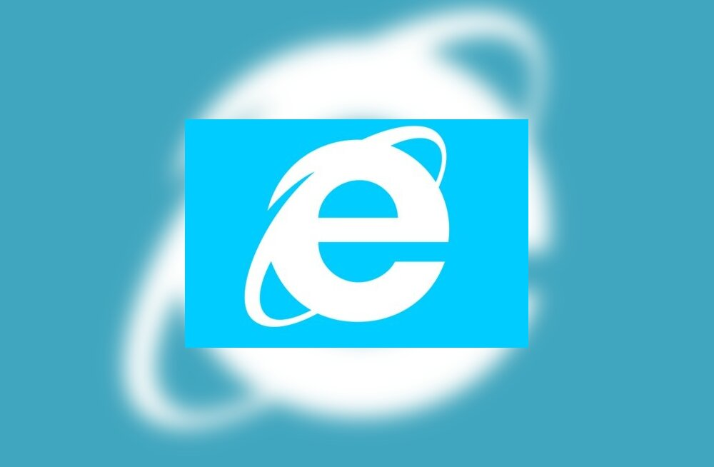 Internet Explorerid saadeti kõik pensionile – peale selle uusima