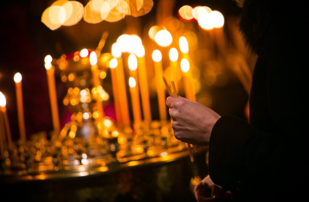 Paljud eestlased on passiivsed kirikute koguduste liikmed