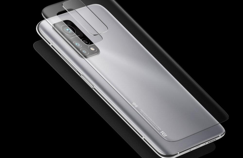 Uue telefoni avapauk! Xiaomi Mi 10T stardib täna kell 15.00