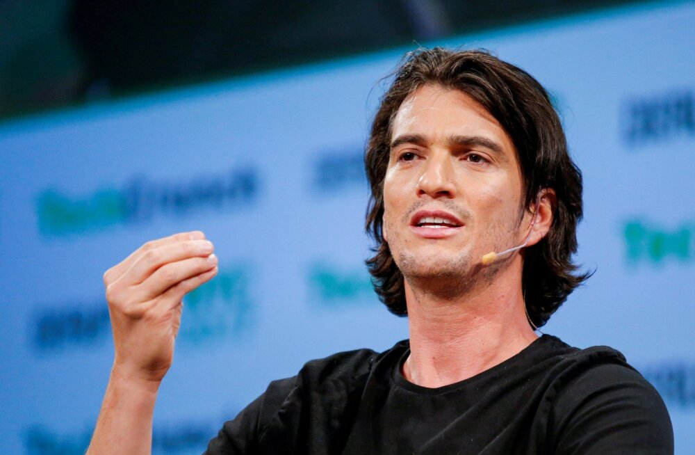 WeWorki karismaatiline kaasasutaja ja pikaajaline tegevjuht Adam Neumann suutis kaheksa aastat investoreid oma äriideega hullutada.
