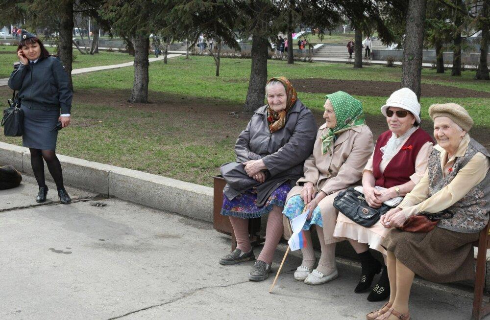 Venemaa pensionärid