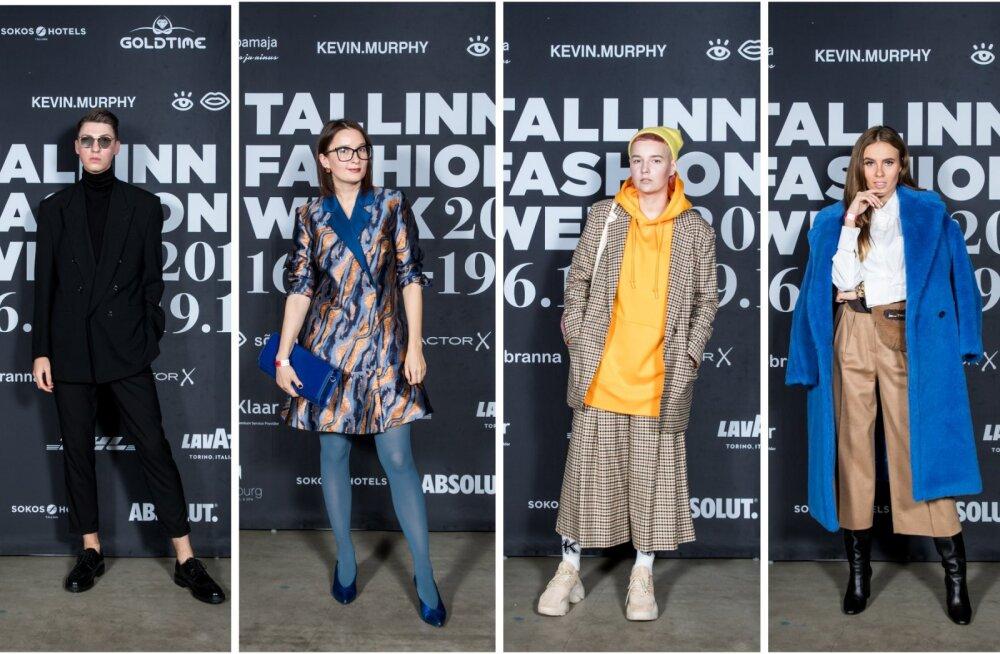 ФОТО | Самые стильные гости первого дня Tallinn Fashion Week