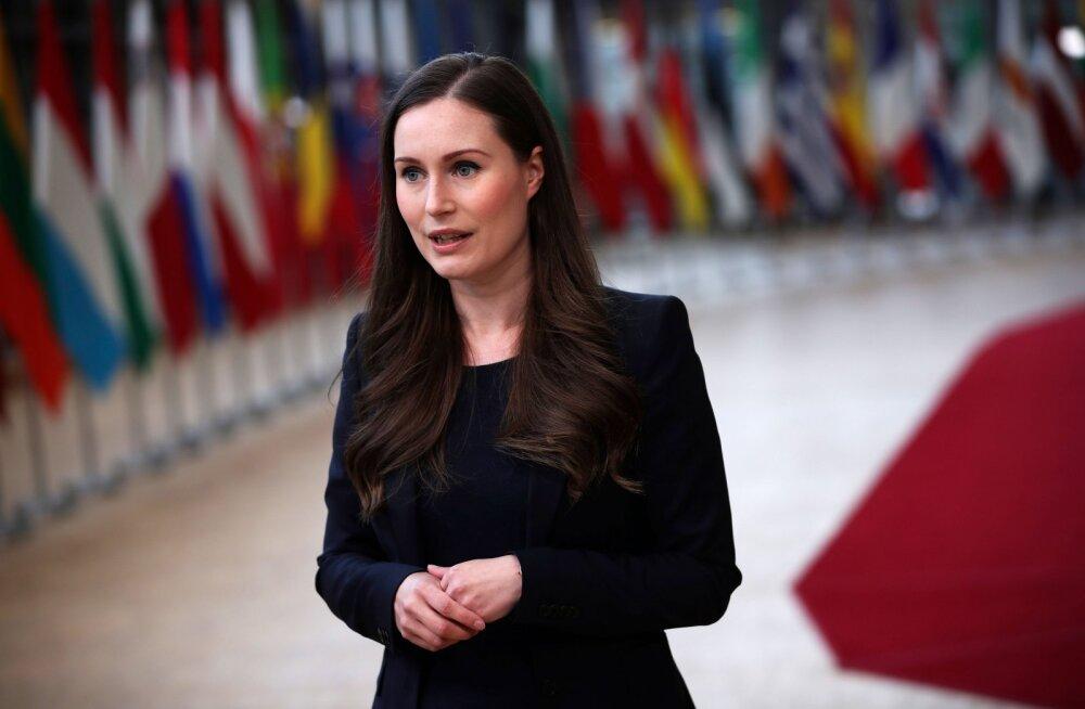 """Põlissoomlased plaanivad samme """"Soome maksumaksjate raha ära kinkinud"""" peaminister Marini vastu"""