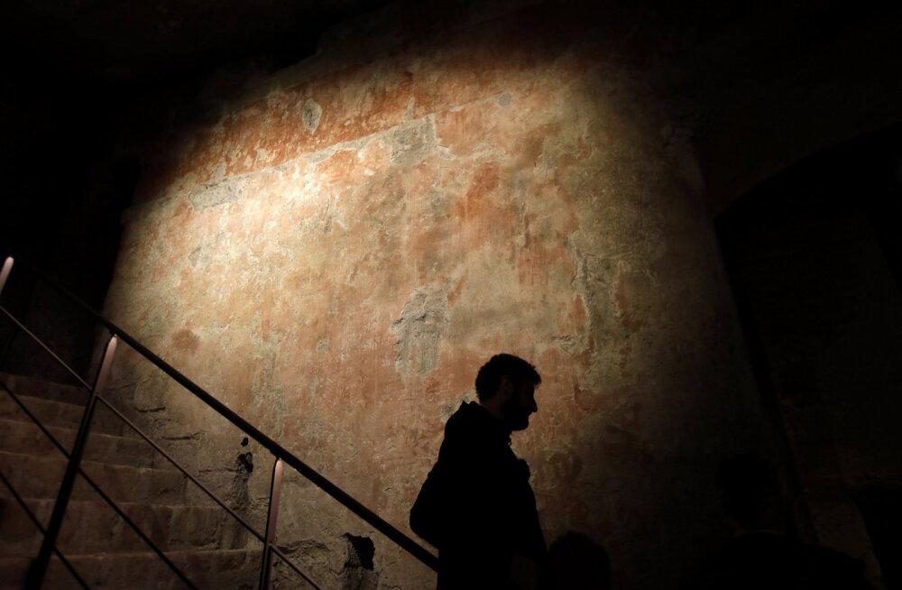Во дворце Нерона нашли тайную комнату