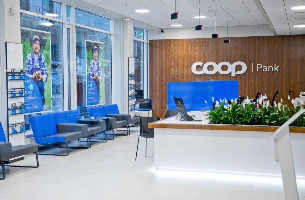 Пенсионные фонды LHV инвестируют в Coop Pank