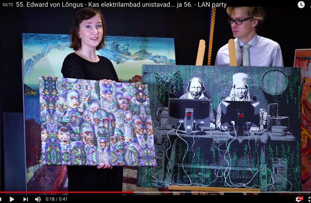 Tartu noore kunsti oksjon tuleb neljateistkümnendat korda