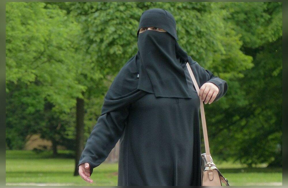 После 14 лет споров: сегодня в Нидерландах введен запрет на ношение паранджи