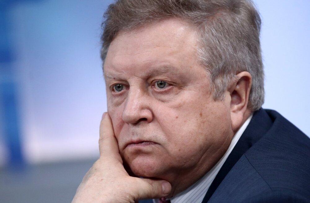 Vene poliitik: USA õõnestab Balti riike abistades mitmepooluselist maailmakorda