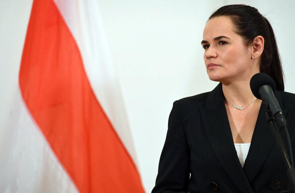 Тихановская — Путину: я сожалею, что вы решили вести диалог с узурпатором, а не с народом