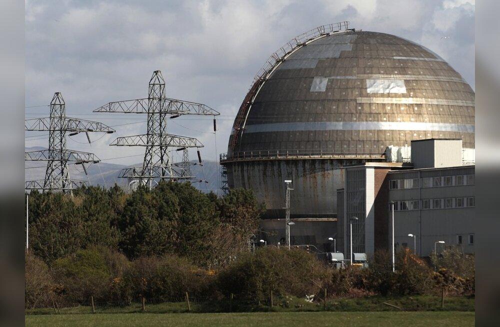 В Британии пятеро террористов хотели взорвать ядерный центр