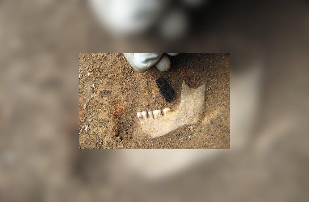 Mahapõletatud linnast leiti tapetud roomlane (see aitab Britannia varast ajalugu selgitada)