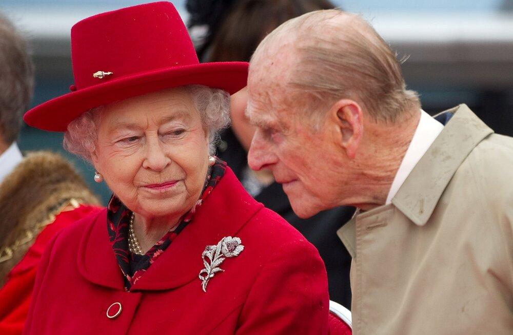 Südantlõhestav põhjus, miks kuninganna ei saanud jõulude eel külastada haiglas viibinud prints Philipit