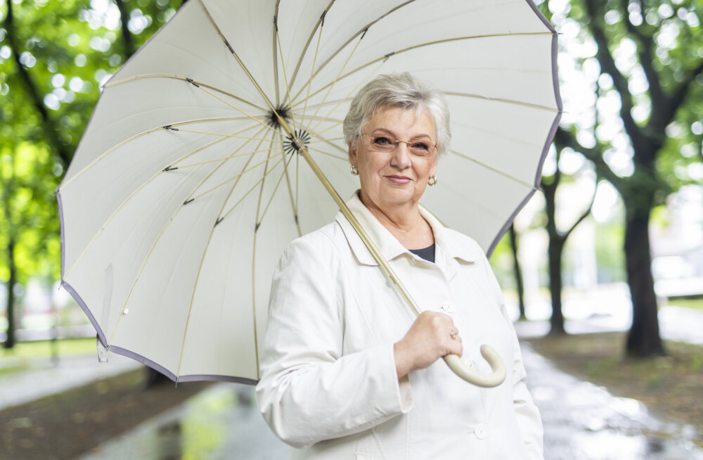 Marite Kallasma avalikustab, kuidas telekaamerad inimese välimust tegelikult muudavad: juhendatavad ütlevad, et harjutavad peegli ees esinemist