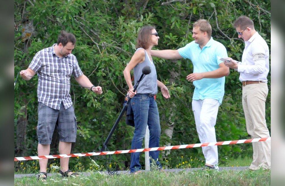 Vene ajakirjanikud, Dmitri Linter ja Maksim Reva