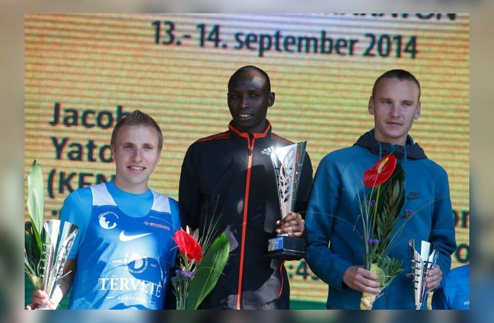 Tallinna Maraton esikolmik