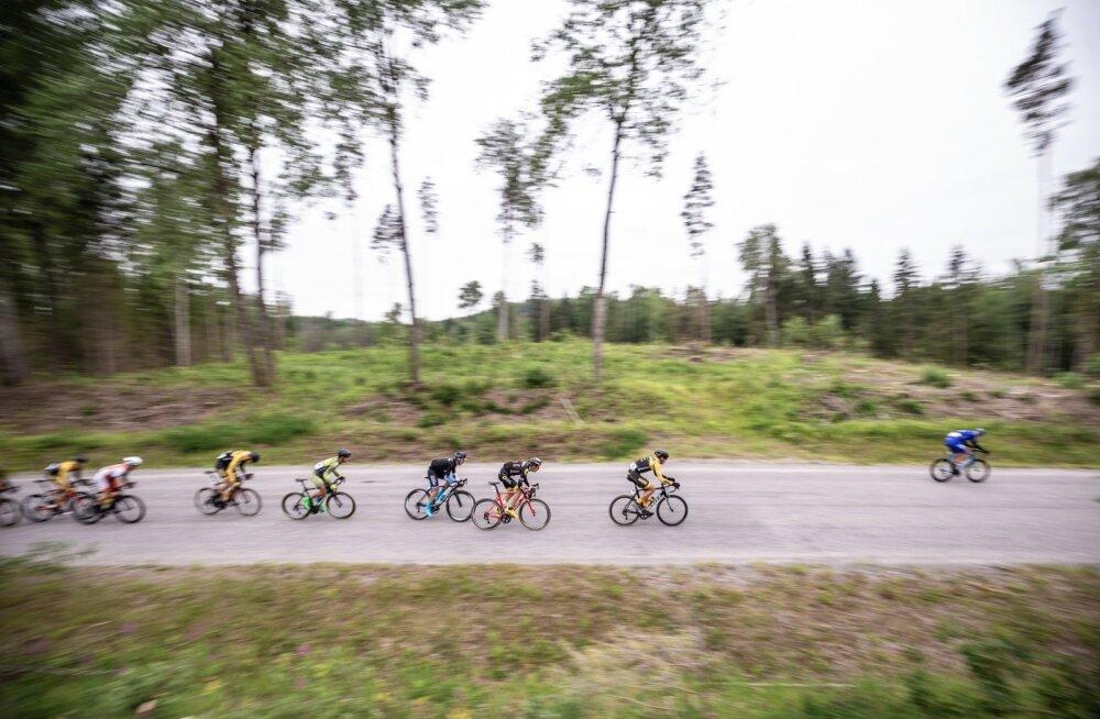 Grupisõidu Eesti meistrivõistlused 2018