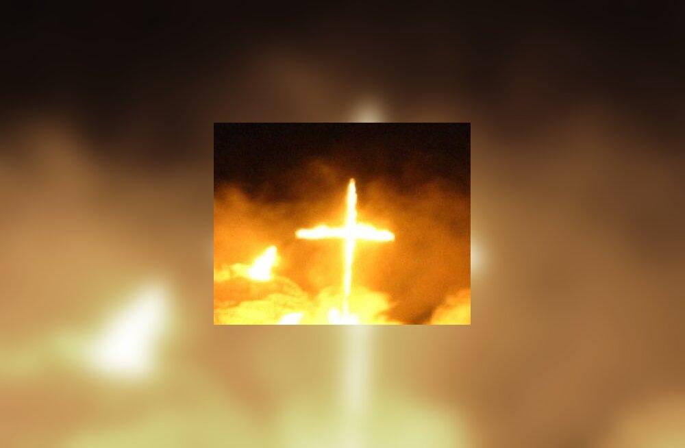 Põlev rist