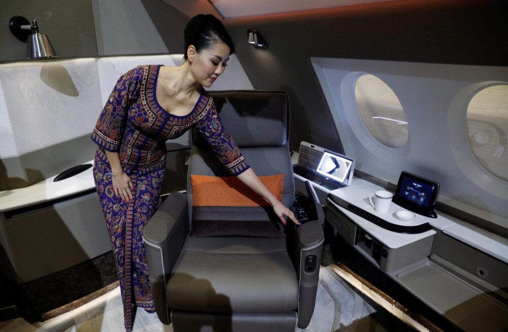 Hea uudis! Lennufirmad muudavad stjuardesside jumestuse ja riietuse reegleid leebemaks