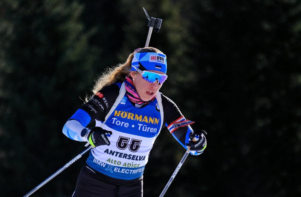Johanna Talihärm sai EM-il kõrge koha, teised eestlannad olid kahvatud