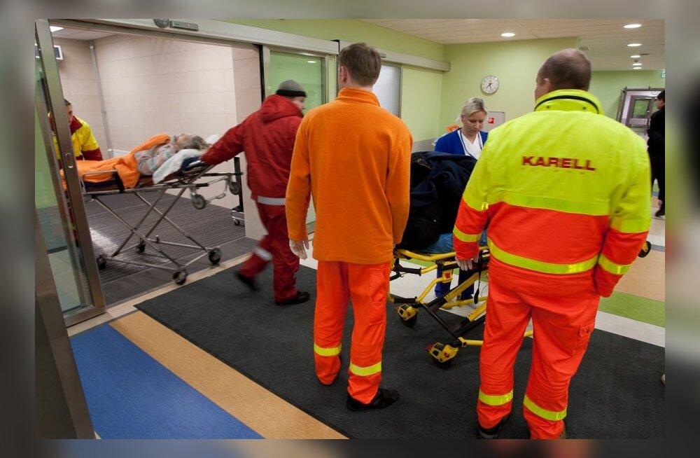 Статистика Swedbank: у мужчин травмы случаются чаще, чем у женщин