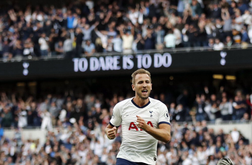 Harry Kane: Tottenham võib tänavu Premier League'i võita