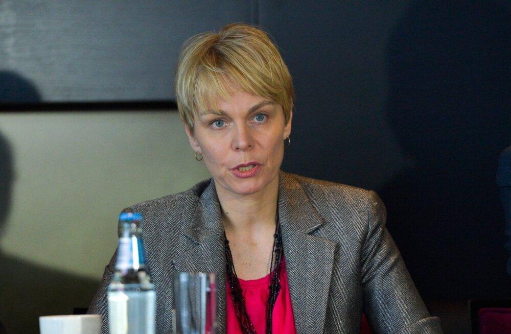 Ühistupanga juhatuse liige Ülle Mathiesen kavatseb tegevusloa saamise nimel edasi võidelda.