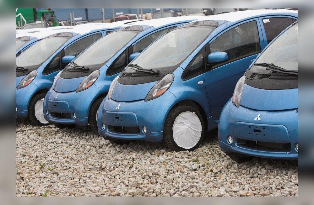 Päeva kommentaar: Elektriautodest saab asja alles aastate pärast