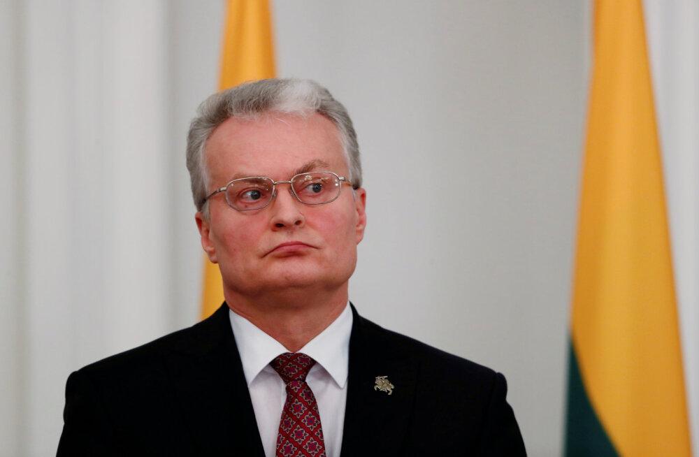 Leedu president Nausėda uuendab oma meeskonda uute nõunikega
