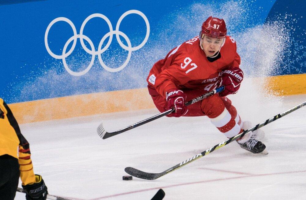 Jäähokit ähvardab juba järgmisel taliolümpial programmist välja jäämine