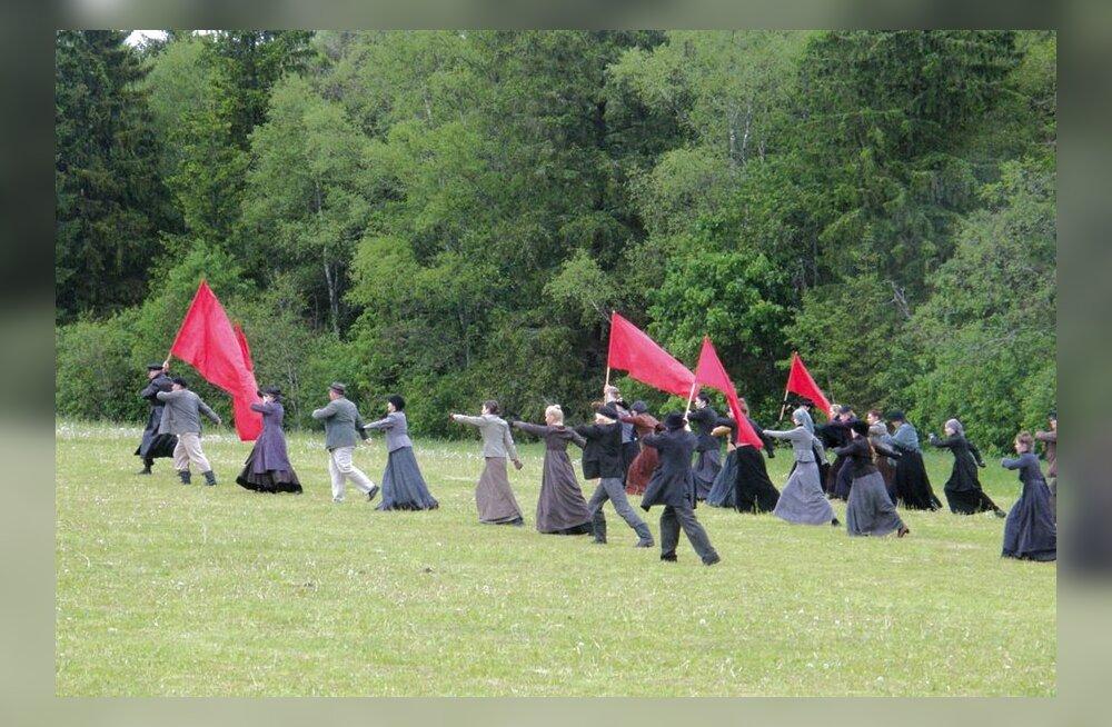 Eestimaa suvi: teater ja muusika looduse rüpes