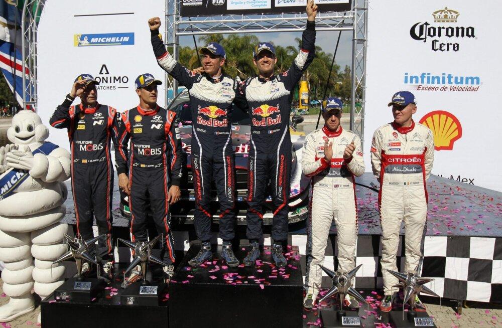 See statistikakõlks näitab, kui tasavägine on tänavune WRC hooaeg olnud