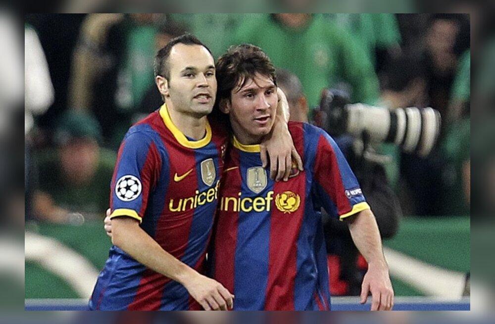 f7fb40e4792 VIDEO: Iniesta ja Messi? Ei, hoopis FC Barcelona naiste jalgpalliklubi!