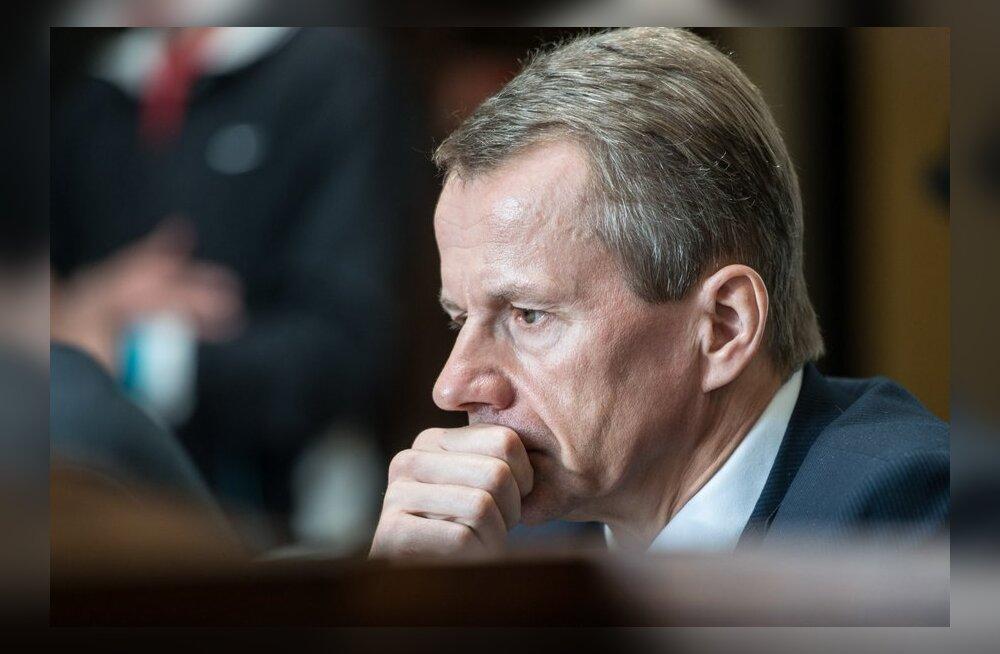 DELFI TARTUS: Rahandusminister Jürgen Ligi vaidleb õiguskantslerile vastu: ESMi kohustused ja nende suurus on lõplikud.